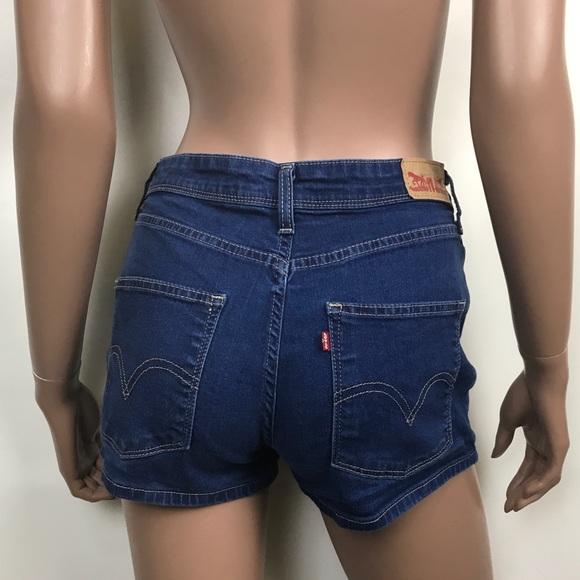 Levi's Pants - Levi High Rise Short